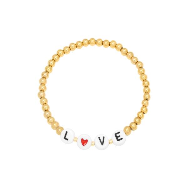 Armband Love sylt