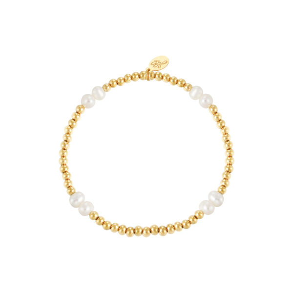 Armband mit Perlen sylt